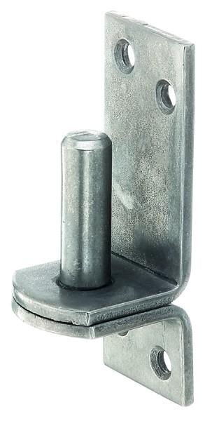 Alberts DI-Haken auf Platte 13 mm  V2A   318215