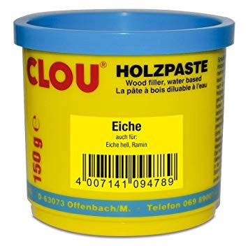 Clou Holzpaste eiche 150 g