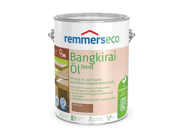Remmers Bangkirai Öl 0,75 l (wasserbasis)