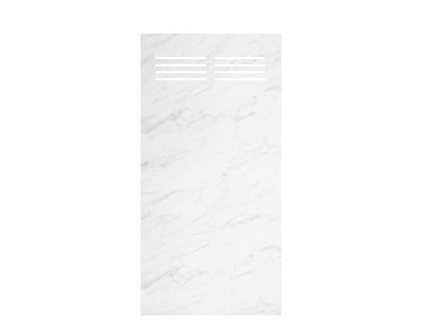 Tr. Board Slot-Design marmor 90 x 180 x 0,6 cm Nr. 2765