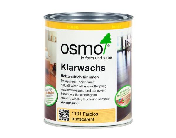 OSMO Klarwachs 0,750 l  farblos