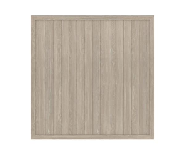 LongLife Riva gerade Polareiche 180 x 180 cm, Nr. 2447