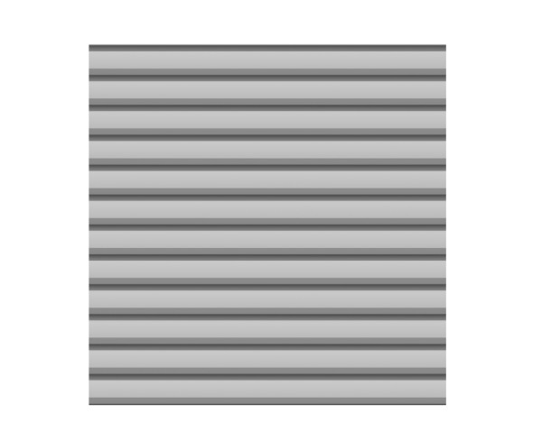 System Metall Basic Einzelprofil silber silber  Nr. 2753