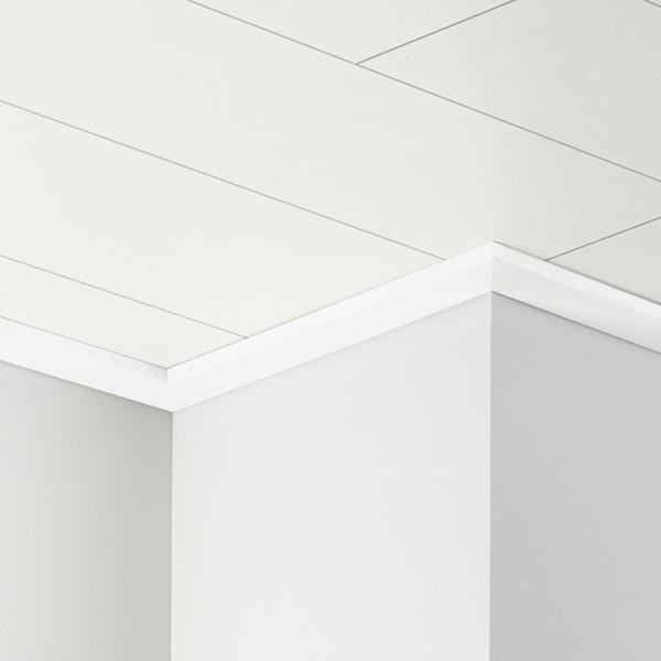 Parador DAL 3 Esche weiß glänzend Dekor ( für Esche perlweiß )