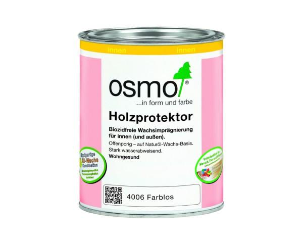 OSMO Holzprotektor Farblos 4006,  0,750 l
