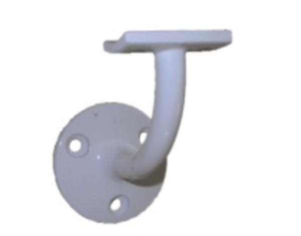 Handlaufhalter A, weiß Wandabstand 70 mm        49101