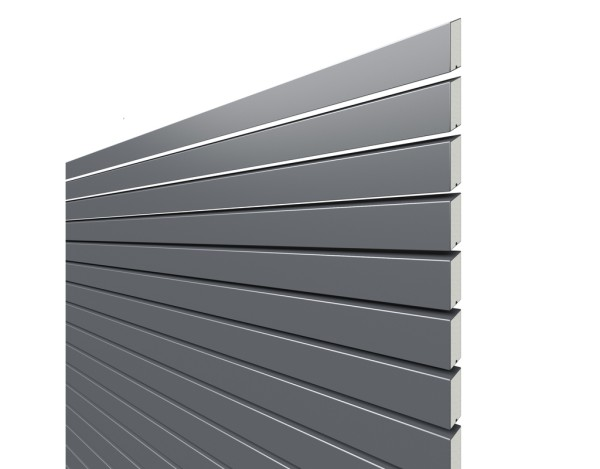 System Rhombus anthrazit 60 x 180 cm, Nr.2648
