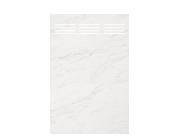 Tr. Board Slot-Design marmor 120 x 180 x 0,6 cm Nr. 2764