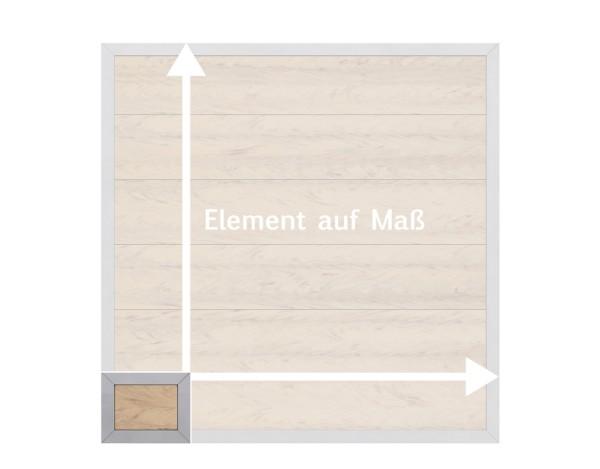Tr. Design WPC Alu sand, Maßanfertigung 2 Nr. 2445
