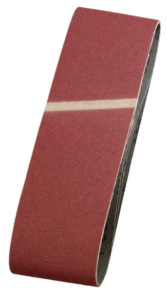 Schleifbänder K 80, 75 x 533 mm, 3 Stück,        Nr. 912508