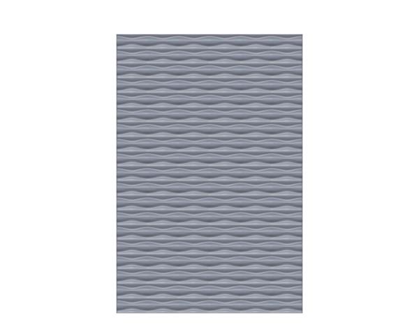 FLOW Rechteck silber 120 x 180 cm, Nr. 2743