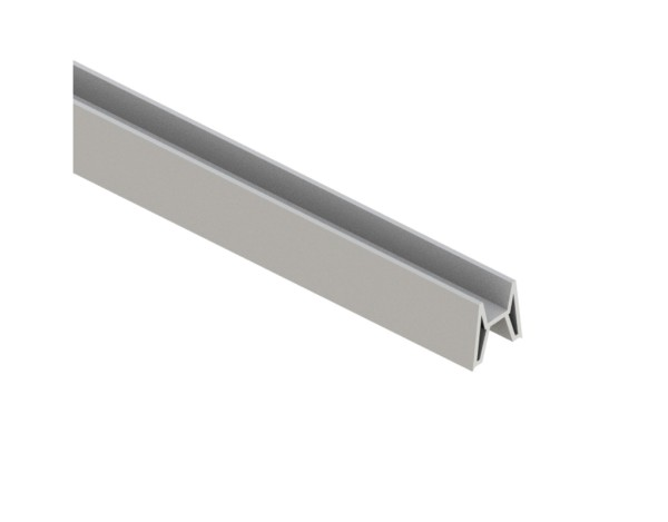 System WPC Dekoprof.Adapt Farbe silber Nr.2323