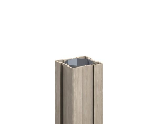 LONGLIFE Pfosten Polareiche 105cm, Nr. 2455