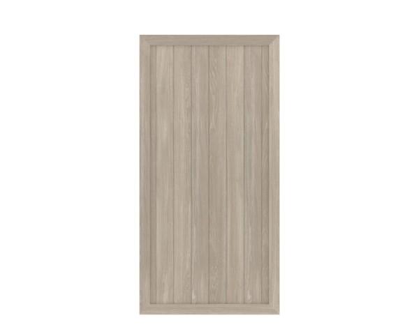 LongLife Riva gerade Polareiche 90 x 180 cm, Nr. 2448