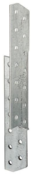 Alberts Sparren-Pfettenanker 32x32x210x2 mm, links  331108