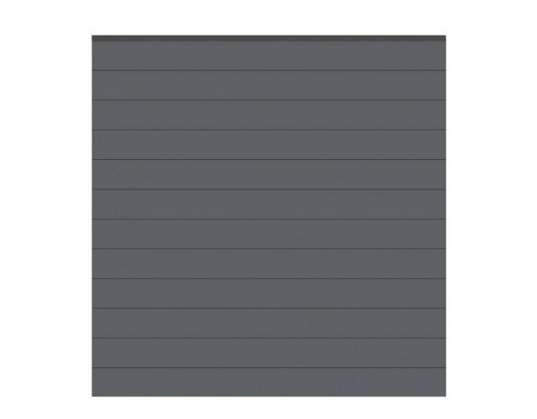 System Zaun-Set ALU anthrazit Nr.2236
