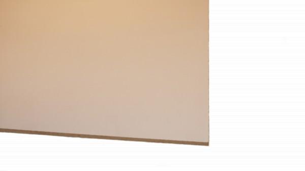 3 mm MDF-Platten, einseitig weiß