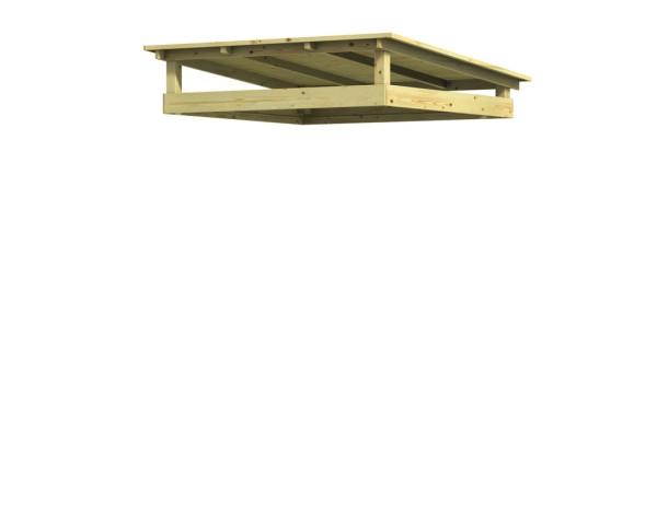 GIGA-Pult-Dach Holz, Nr. 4199