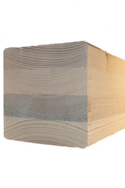 12 x 12 cm Leimholzbinder Fi. BSH GL 24 c/h EN 14080-2013, hell verleimt