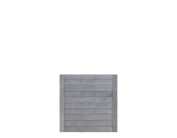 Traumgarten Rechteckzaun Neo Design grau las. 89 x 89 Nr. 1349
