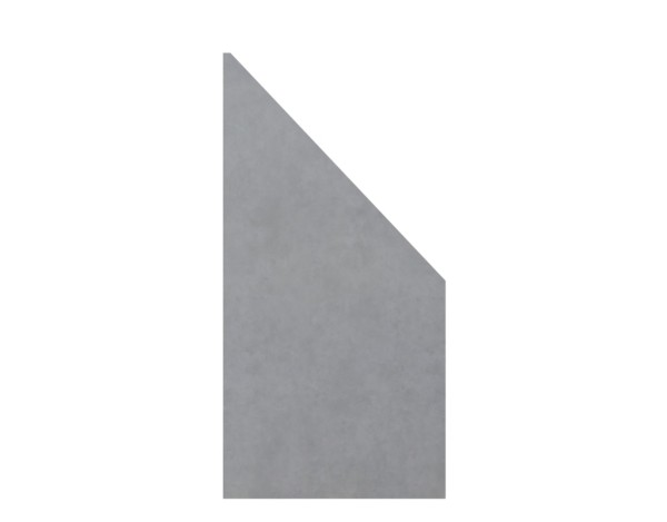 Tr. Board Keramik Zement 90 x 180/90 x 0,6 cm  Nr. 2916