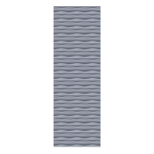 FLOW Rechteck silber 60 x 180 cm, Nr. 2744