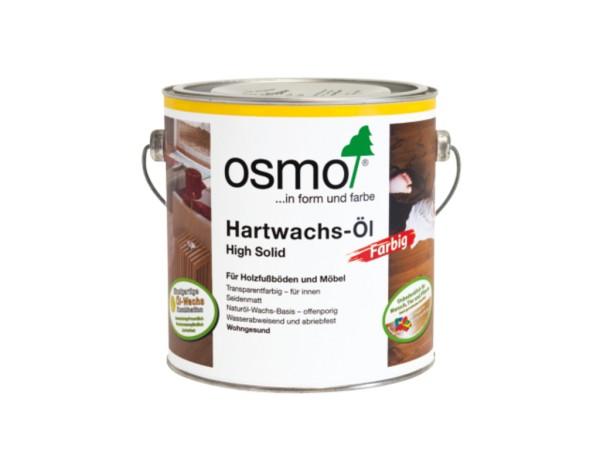 OSMO Hartwachsöl Weissgrund Weisstransp. 3040,  2,50 l