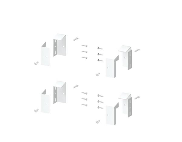 LONGLIFE CARA-Elementhalter Komplett-Set,  Nr. 1121