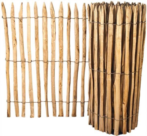 Kastanien-Rollzaun 90 x 460 cm Abstand 5cm   8.71090
