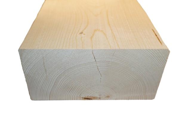 10x20 cm KVH Konstruktionsvollholz Fi/Ta, egalisiert, gefast