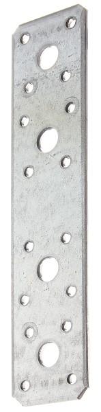 Alberts Flachverbinder verz. 180 x 40 x 3 mm         330101