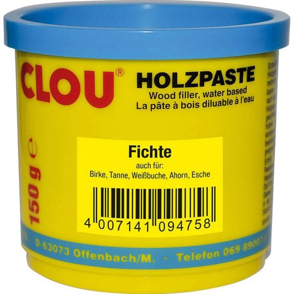 Clou Holzpaste fichte 150 g