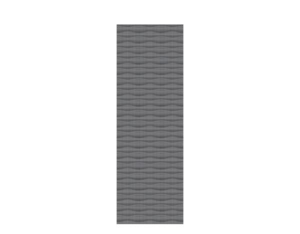 FLOW Gitter anthrazit 60 x 180 cm, Nr. 2742