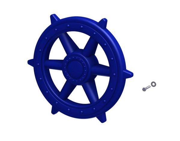 Winnetoo Steuerrad extragroß blau Nr. 4255