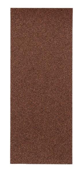 Schleifstreifen K 80, 93 x 230 mm, 10 Stück,       Nr. 815080