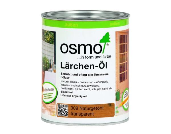 OSMO Lärchen-Öl naturgetönt 009,  0,75 l