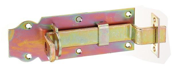 Alberts Schloßriegel mit SB mont.,gekr.,verz. 140mm 117047