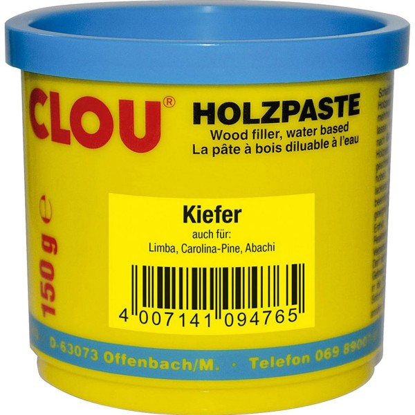 Clou Holzpaste kiefer 150 g