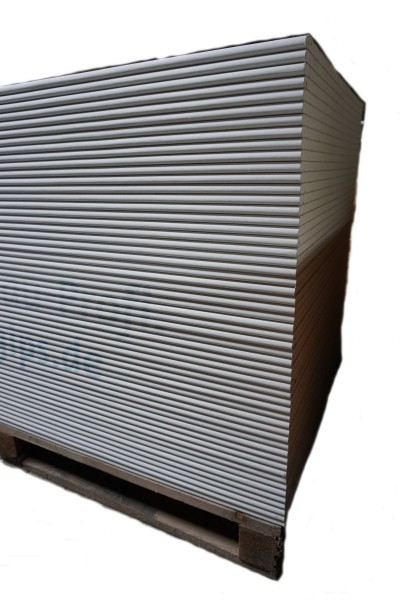 12,5 mm Baufix Gipskartonplatte