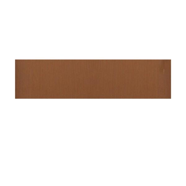 Tr. Board XL Einzelprofil rost 178 x 44,9 cm  Nr. 2810