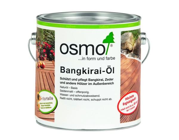 OSMO Bangkirai-Öl naturgetönt 006,  2,50 l