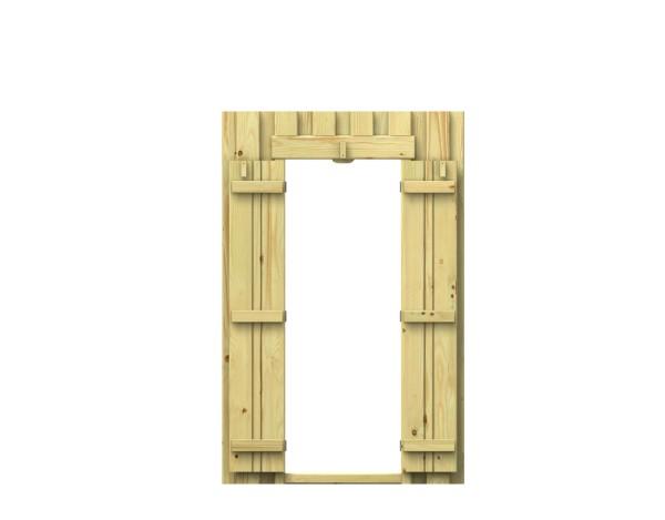 Winnetoo Türwand Nr. 4259