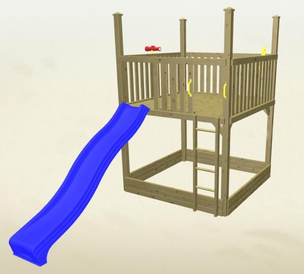 Winnetoo Spielturm Detektiv 1 Komplettset