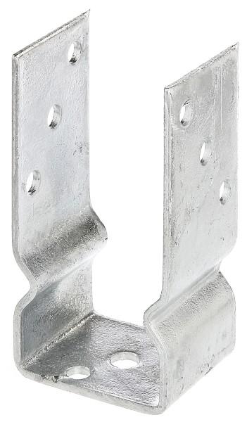 Alberts Pfostenträger  71 mm, z.Aufdü.m.Sicke21120071 217600