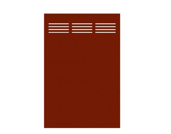 Tr. Board Slot-Design rot 120 x 180 cm, Nr. 2736