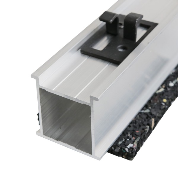 Dreamdeck Unterkonstruktion Alu BASIC 40x40 mm (Nr. 4551=3m Nr. 4552=4m)