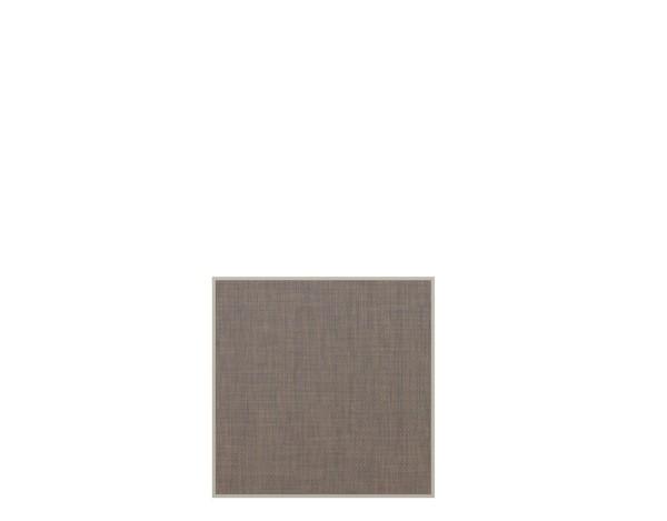 Weave Lüx Rechteck bronze 88 x 88 cm, Nr. 2027