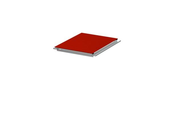Traumgarten Binto HPL rot Klappdeckel Nr.2397
