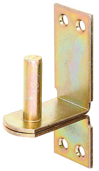Alberts DII-Haken auf Platte verzinkt   10 mm        311353