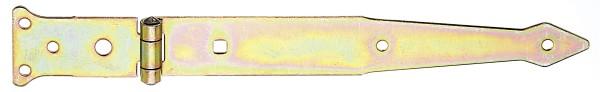 Alberts Werfgehänge 250 mm verzinkt  leicht        315146